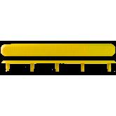 Тактильный индикатор Полоса ПВХ