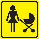 """Пиктограмма """"Доступность для родителей с колясками"""""""